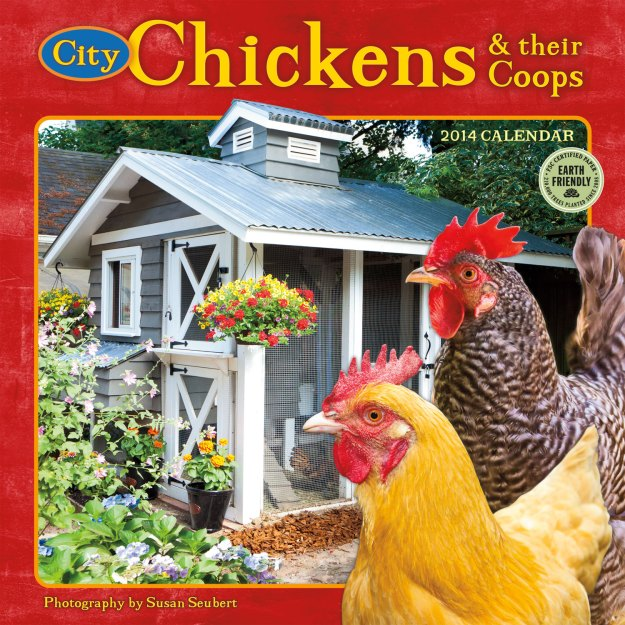 City Chickens and their Coops
