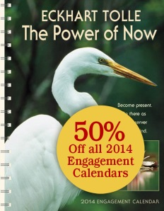 50% Off Engagement Calendars