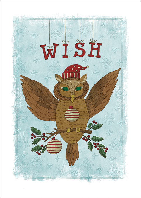 Holiday Boxed Cards - ABDG02