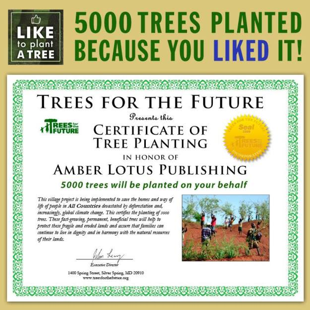 Face Book Plant a Tree Campaign.