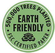 500,000 trees planted!