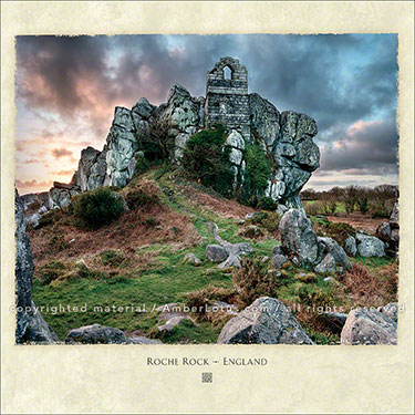 Sacred Celtic Sites 2016 wall calendar